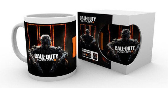 kubek CALL OF DUTY BLACK OPS 3 - COVER