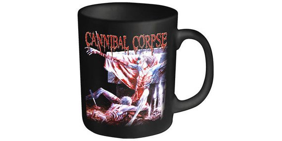 kubek CANNIBAL CORPSE - TOMB OF THE MUTILATED