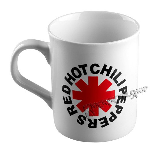 kubek RED HOT CHILI PEPPERS - ORIGINAL LOGO ASTERISK