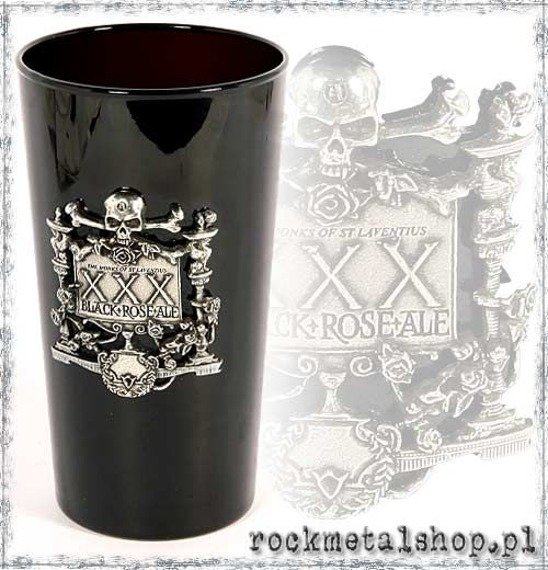 kufel BLACK ROSE GLASS