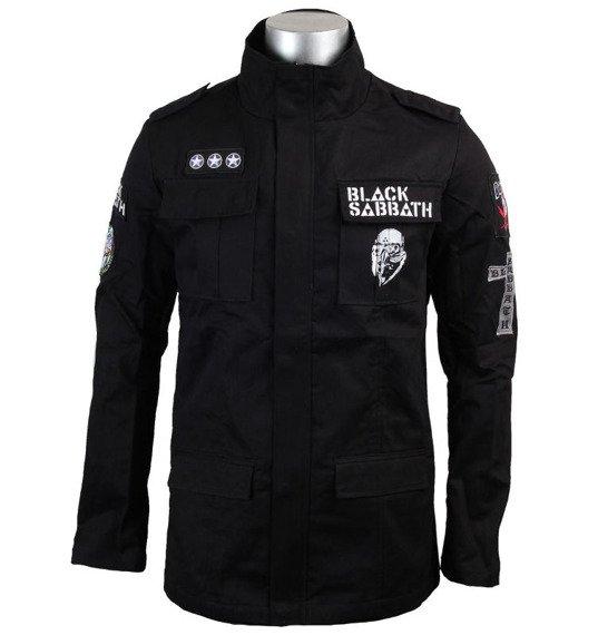 kurtka BLACK SABBATH - BS ARMY JACKET