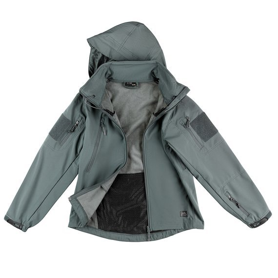 kurtka GUNFIGHTER JACKET SHARK SKIN WINDBLOCKER FOLIAGE