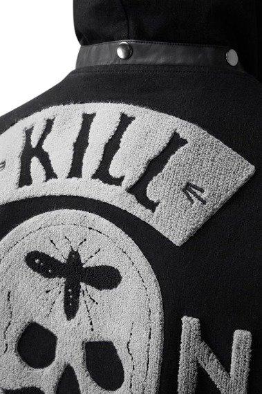 kurtka KILL STAR- HIGHWAY TO NOWHERE, z kapturem