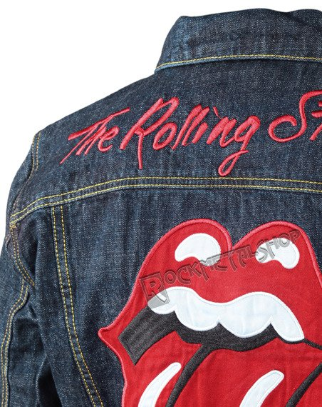 kurtka ROLLING STONES - RS TONGUE DENIM JACKET