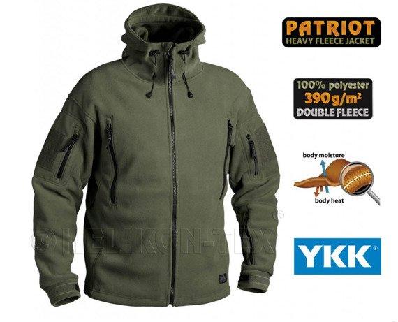 kurtka polar PATRIOT FLEECE OLIVE