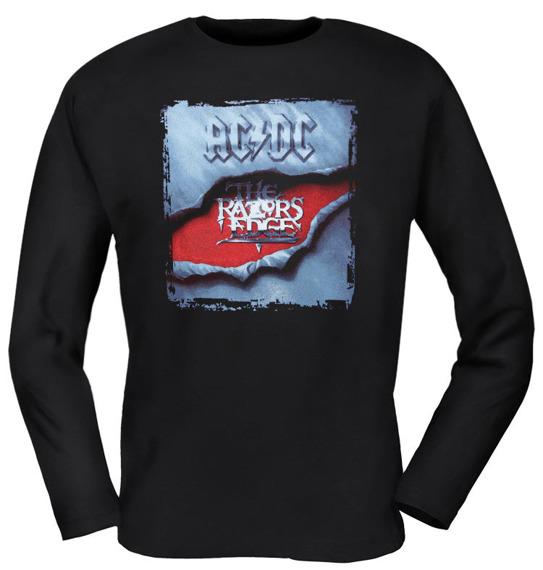 longsleeve AC/DC - THE RAZORS EDGE