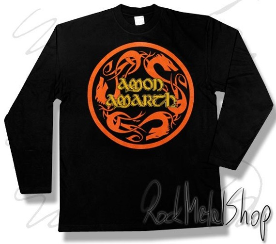 longsleeve AMON AMARTH - TRIBAL