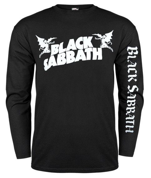 longsleeve BLACK SABBATH - LOGO ANGELS