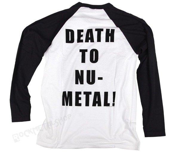 longsleeve CATHEDRAL - DEATH TO NU-METAL RAGLAN