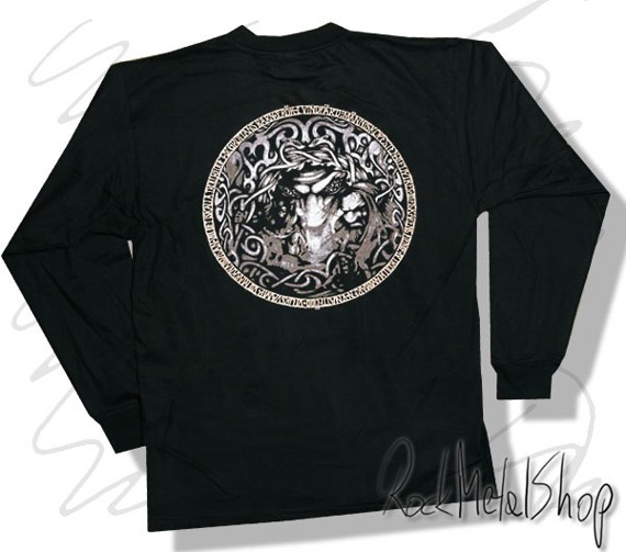 longsleeve FINNTROLL - CIRCLE