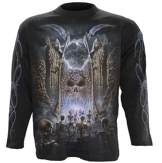 longsleeve GATES OF DESTINY