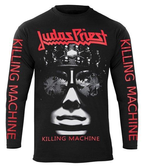 longsleeve JUDAS PRIEST- KILLING MACHINE