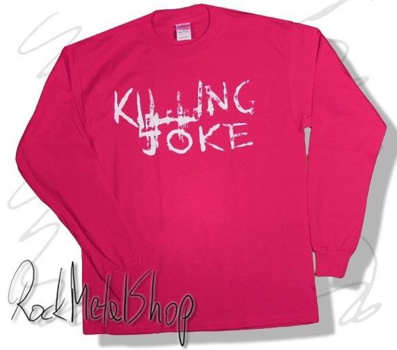 longsleeve KILLING JOKE - THE WAIT