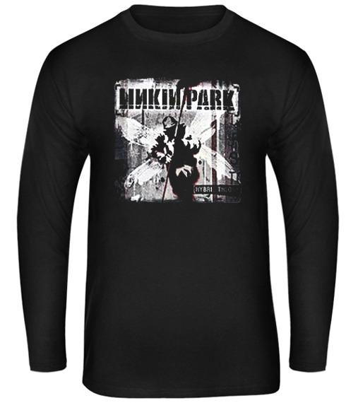 longsleeve LINKIN PARK - HYBRID THEORY