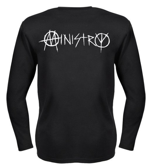 longsleeve MINISTRY - SIGN