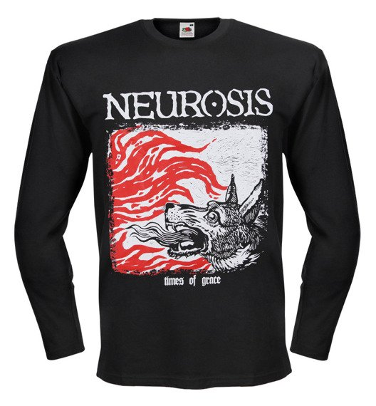 longsleeve NEUROSIS - TIMES OF GRACE