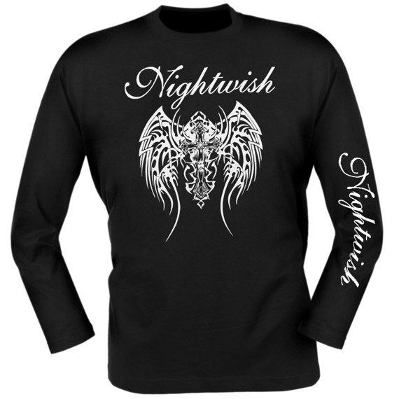 longsleeve NIGHTWISH - ANGEL WINGS