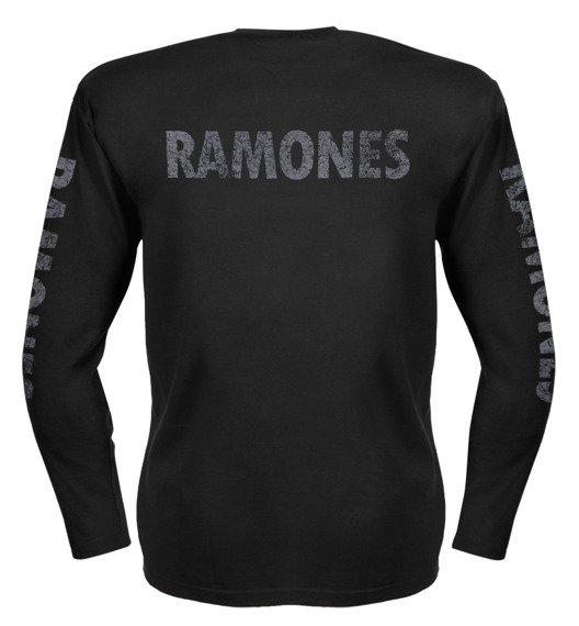longsleeve RAMONES - LOGO