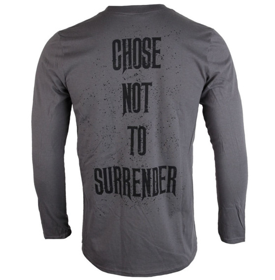 longsleeve SABATON - CHOSE NOT TO SURRENDER