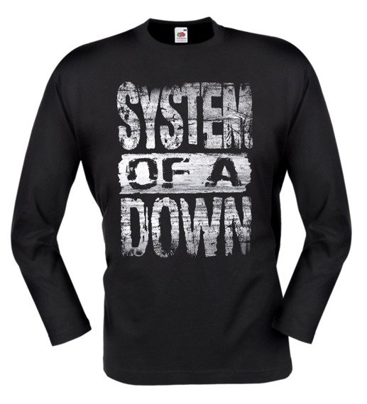 longsleeve SYSTEM OF A DOWN - LOGO