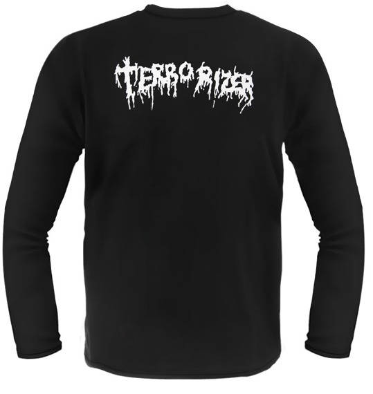 longsleeve TERRORIZER - WORLD DOWNFALL