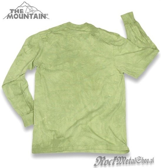 longsleeve THE MOUNTAIN - GREEN WINGED FAIRY