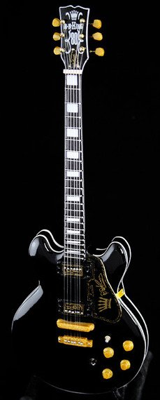 miniaturka gitary B. B. KING - 80TH BIRTHDAY LUCILLE