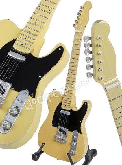 miniaturka gitary BRUCE SPRINGSTEEN - YELLOW