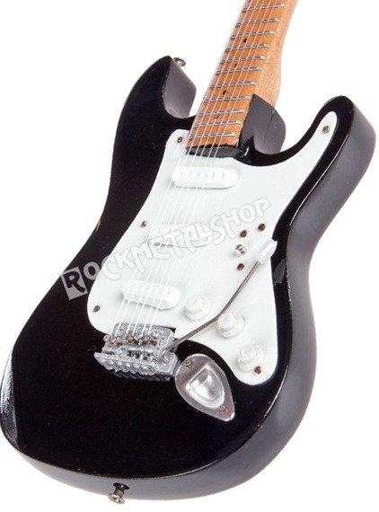 miniaturka gitary IRON MAIDEN - DAVE MURRAY: KILLERS EDDIE STRAT