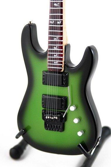 miniaturka gitary METALLICA - KIRK HAMMETT: ESP KH-2 M SE Metallic Greenburst