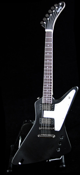 miniaturka gitary METALLICA - KORINA EXPLORER