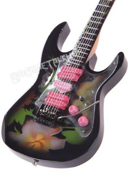 miniaturka gitary STEVE VAI: NEOIBANEZ FLOWER CUT