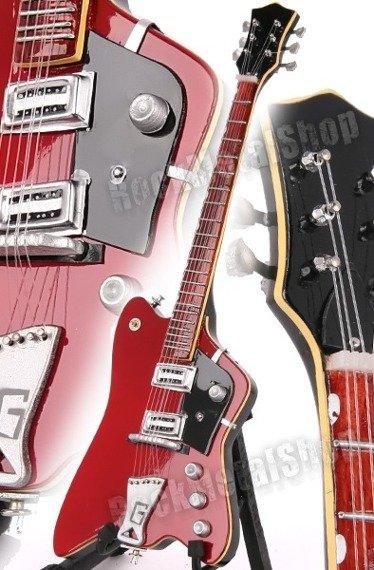 "miniaturka gitary ZZ TOP - BILLY GIBBONS: ""BILLY-BO"" Style"
