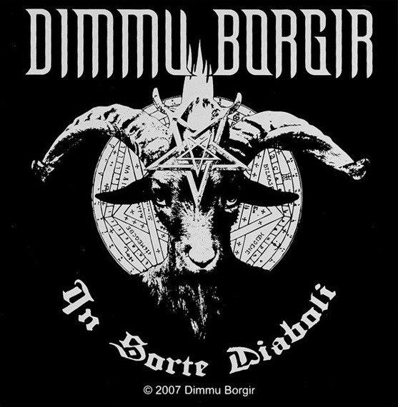 naklejka DIMMU BORGIR - IN SORTE DIABOLI