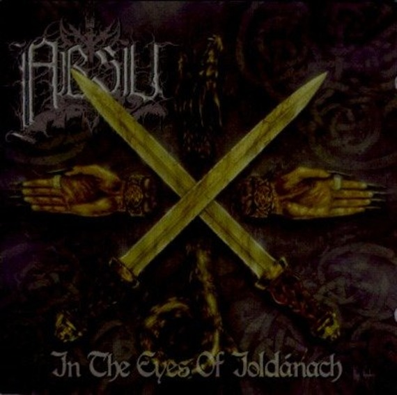 naszywka ABSU - IN THE EYES OF JOLDANACH