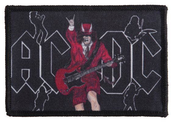 naszywka AC/DC - ANGUS DEVIL