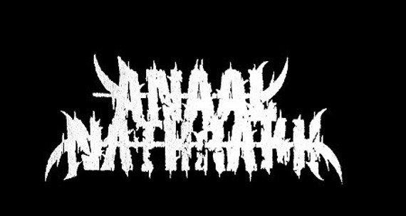 naszywka ANAAL NATHRAKH - LOGO