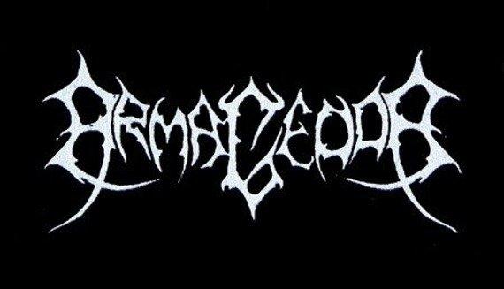 naszywka ARMAGEDDA - LOGO