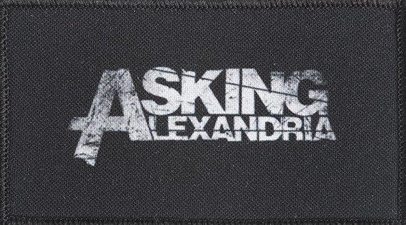 naszywka ASKING ALEXANDRIA - LOGO