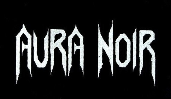 naszywka AURA NOIR - LOGO