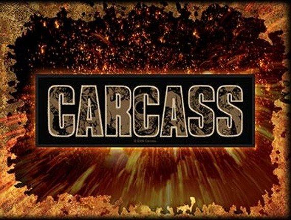 naszywka CARCASS