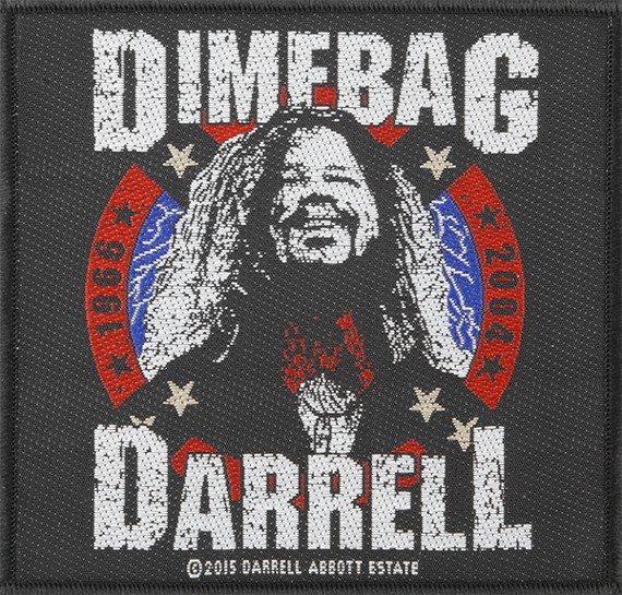 naszywka DIMEBAG DARRELL - 1966-2004