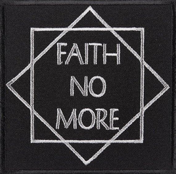 naszywka FAITH NO MORE - LOGO