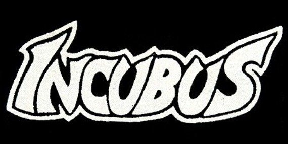 naszywka INCUBUS (USA) - LOGO