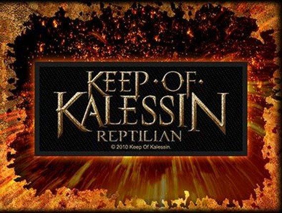 naszywka KEEP OF KALESSIN - REPTILIAN
