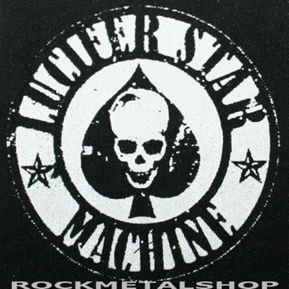 naszywka LUCKER STAR - MACHINE