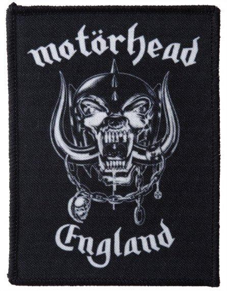 naszywka MOTORHEAD - ENGLAND