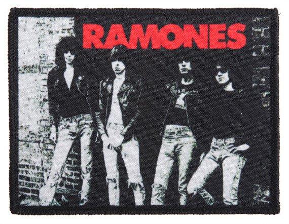 naszywka RAMONES - BAND