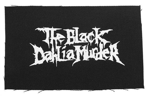 naszywka THE BLACK DAHLIA MURDER - LOGO