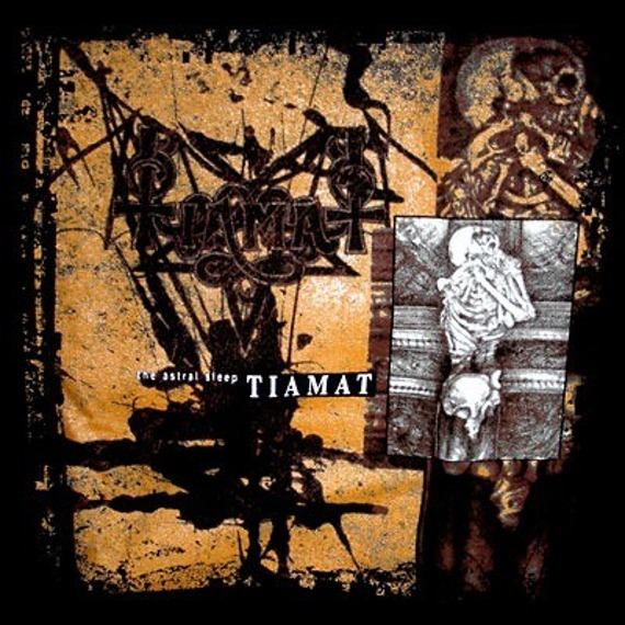 naszywka TIAMAT - THE ASTRAL SLEEP